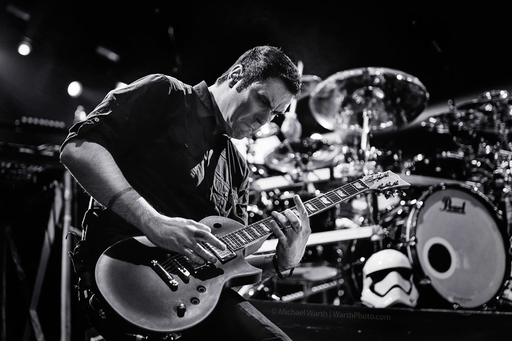 Benjamin Burnley (Breaking Benjamin) © Michael Warth