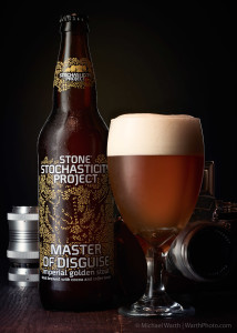 Stone Brewing Co., Master of Disguise - © Michael Warth